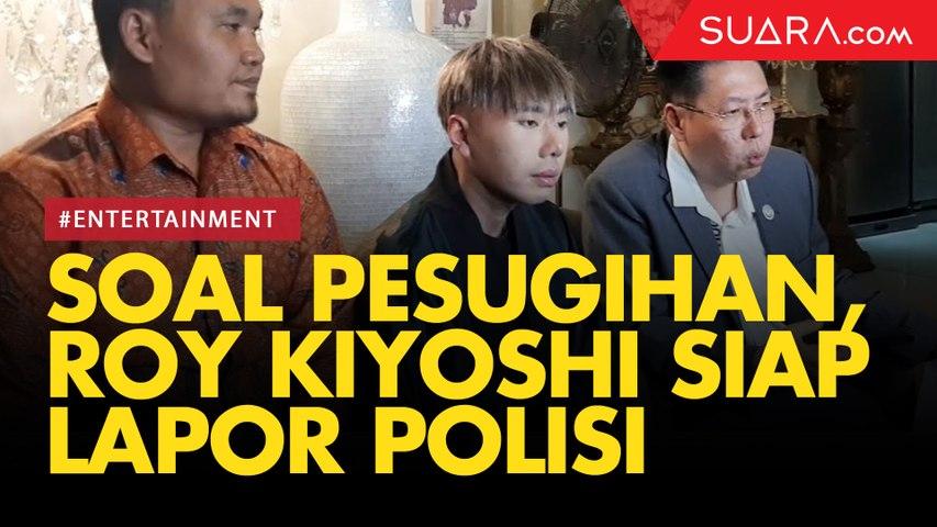 Dikaitkan Kasus Pesugihan, Roy Kiyoshi Siap Lapor Polisi