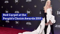 Hot Fashion At The 2019 People's Choice Awards