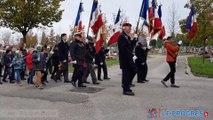 101e anniversaire de l'armistice du 11 novembre 2018 à Bourg-en-Bresse