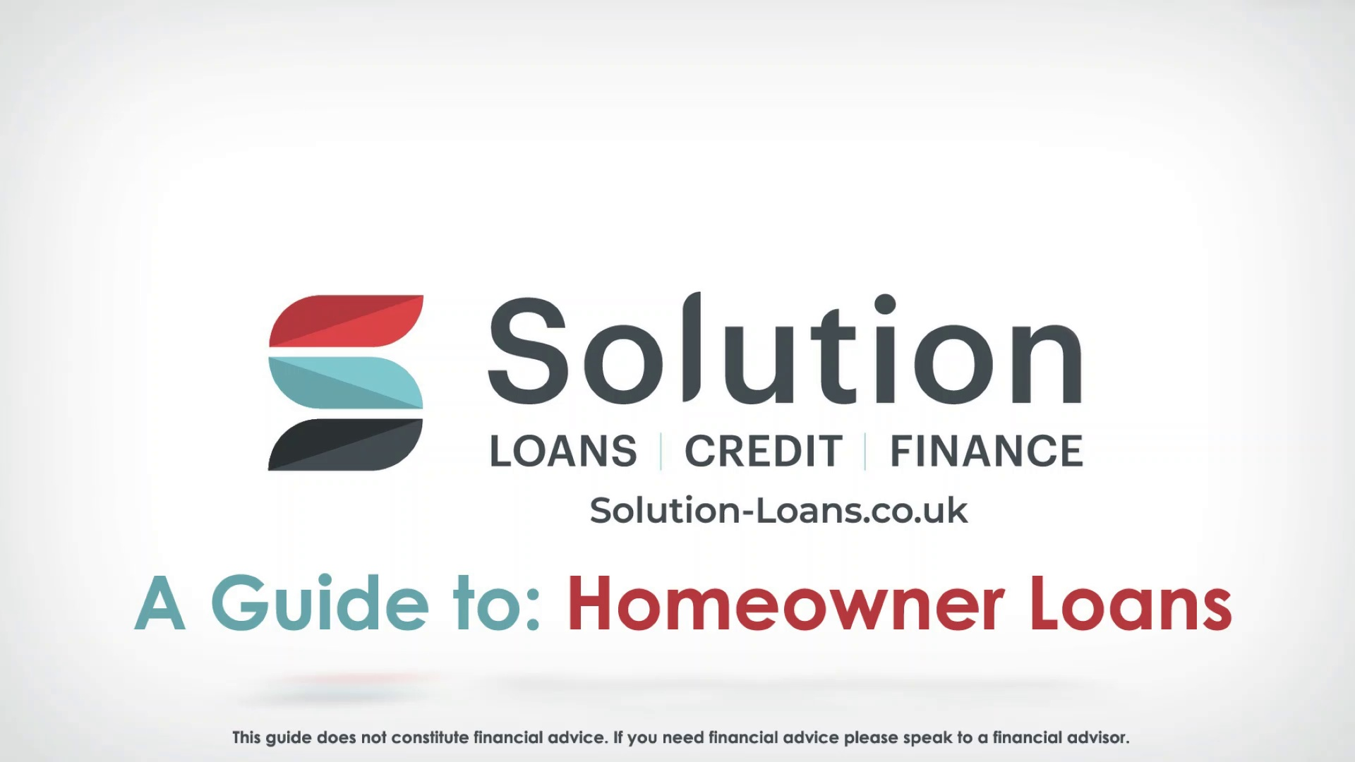 In-depth guide to Secured Loans | Homeowner Loans