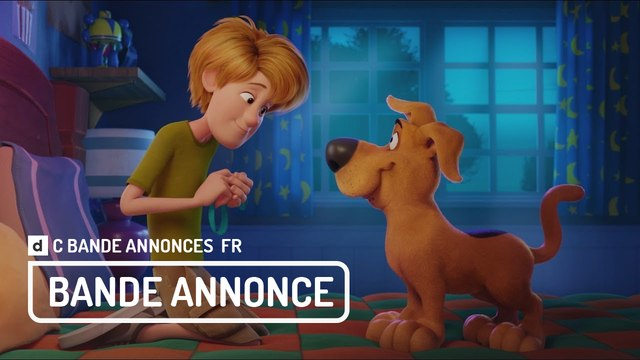 SCOOB !  Official Trailer - Bande Annonce VF (2020)