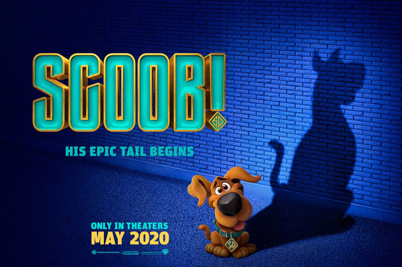 Scoob Teaser Trailer (2020) Comedy Movie