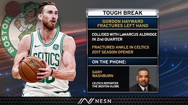 How do the Celtics Weather the Storm Without Gordon Hayward
