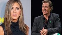 Jennifer Aniston donne des conseils Instagram à Matthew McConaughey