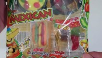 e.Frutti Mexican Food Gummi Candy-