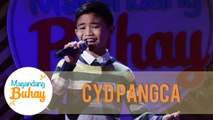 Cyd Pangca sings Pangarap Na Bituin | Magandang Buhay