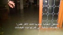امطار غزيرة تهطل على ايطاليا وفيضانات في البندقية