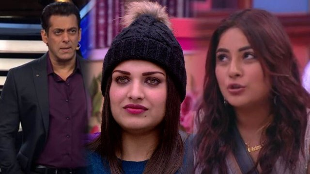 Bigg Boss 13: Shehnaz Gill gets realty check by Salman Khan in her & Himanshi's fight |FilmiBeat