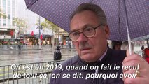 """11 novembre: des Français sur les Champs, """"pour connaître notre passé"""""""