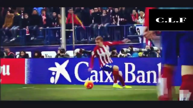 Antoine Griezmann Best Goals Skills and Passes