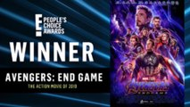 Les films Marvel et la série Stranger Things triomphent aux People's Choice Awards!