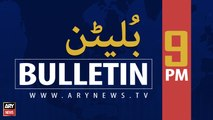 ARYNews Bulletins | 9PM | 11 NOV 2019