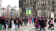 - Almanya'da karnaval sezonu başladı