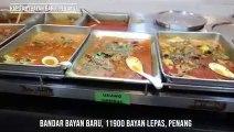 Penang famous tandori chicken of Kapitan restaurant