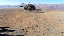"""""""Kıran-5"""" operasyonunda 17 sığınak imha edildi"""