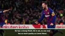Messi the greatest player of his generation - Gundogan
