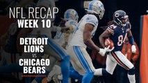 Week 10: Lions v Bears