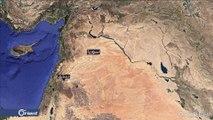 سباق الدوريات الأجنبية شرق سوريا