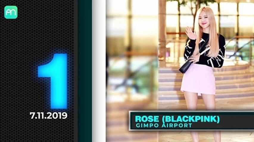 Top Looks of Kpop Idols by MokaStory (Week 10.11.2019)