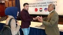 FETÖ iş birliğinde Türkiye karşıtı panel