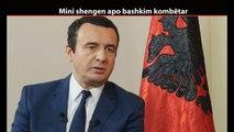 Shengeni Ballkanik, Kurti: Rama mos nxitohet! Të heqim para barrierat Shqipëri-Kosovë