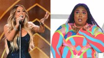 Lizzo Fangirls Over Mariah Carey's 'Stamp of Approval'