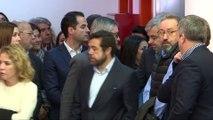 Girauta anuncia que se retira de la política