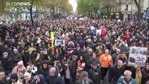 نجمة صفراء حملها متظاهرون ضد الإسلاموفوبيا في فرنسا تثير الجدل بين اليهود