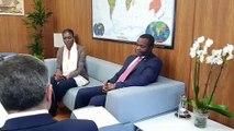Tourisme : Alioune Sarr en visite de travail au siège de l'Omt
