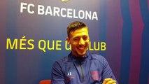Neymar, Deschamps, Messi, Griezmann... Clément Lenglet a un message pour vous !