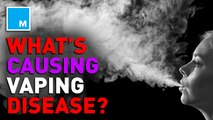 CDC links one substance to vaping-related illness