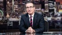 John Oliver Addresses Coal Baron Bob Murray & Lawsuit Againt 'Last Week Tonight' | THR News