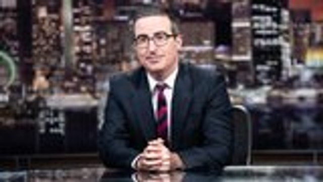 John Oliver Addresses Coal Baron Bob Murray & Lawsuit Againt 'Last Week Tonight' | THR News