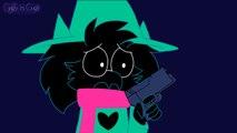 Ralsei's weapon | Deltarune Animation