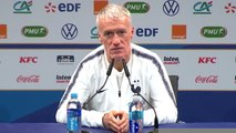 Deschamps keeps France recall open for in-form Martial