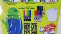 Crayola Marker Airbrush Playset-
