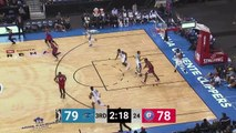 Mfiondu Kabengele Posts 12 points & 12 rebounds vs. Oklahoma City Blue