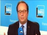François_Hollande parle de Martine Aubry