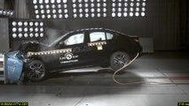 Euro NCAP Crashtest - 5 Sterne für die neue BMW 3er Reihe