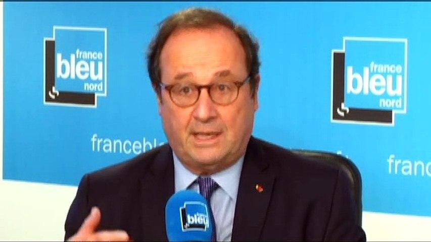 François Hollande_parle des gilets jaunes