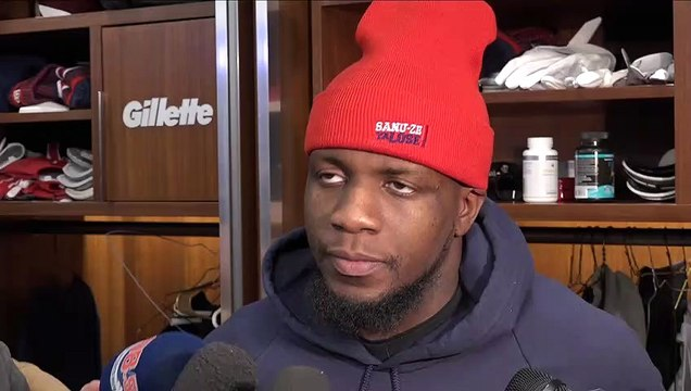 Mohamed Sanu On Eagles, Bye Week Routine, Gronkowski Return
