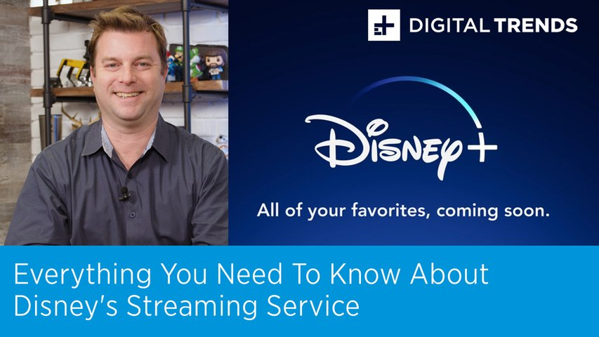Disney+ | Everything You Need To Know About Disney's Streaming Service