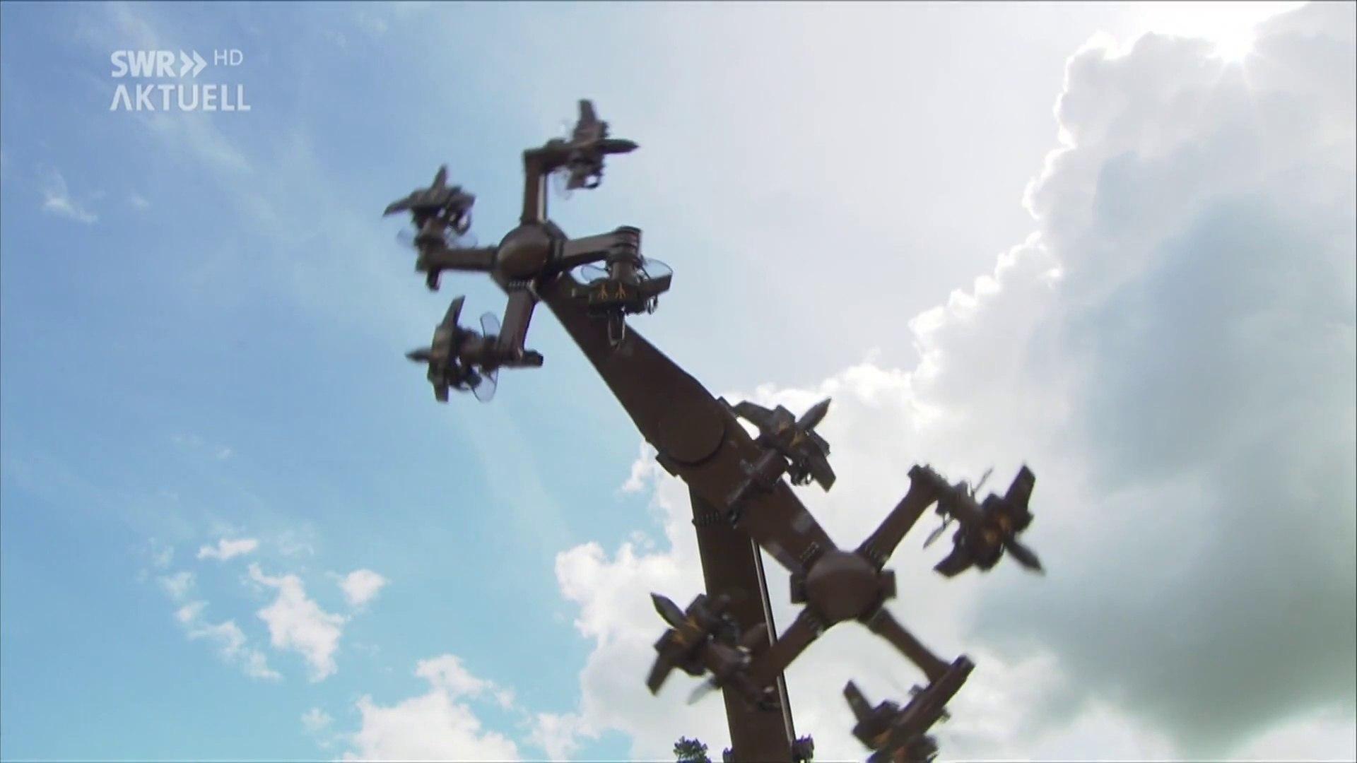 Hakenkreuz karussell schwarzwald