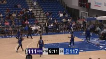 Robert Franks (27 points) Highlights vs. Delaware Blue Coats