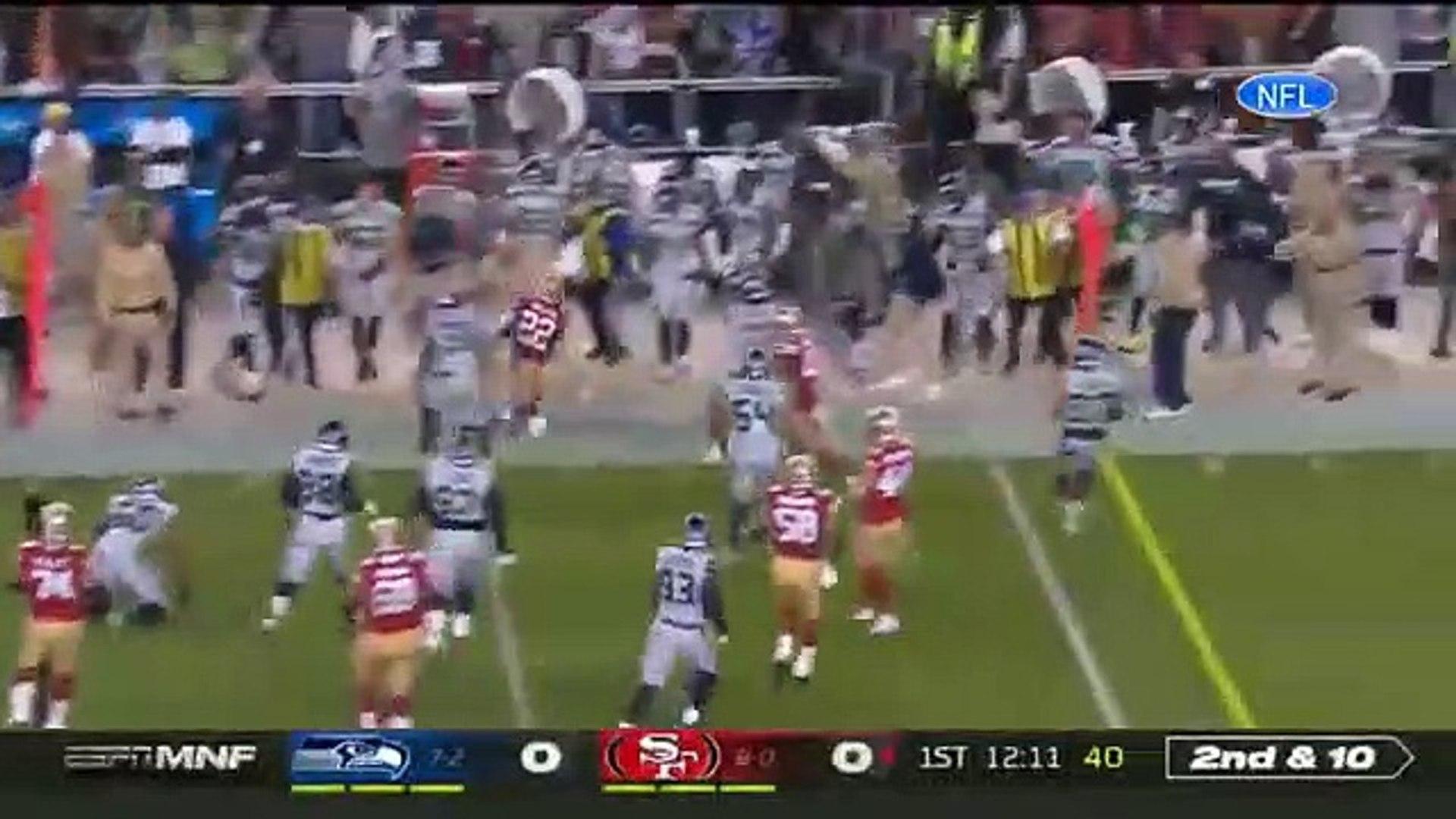 Seahawks vs 49ers Full game highlights | NFL week 10 November 11, 2019 | 11/11/19