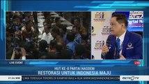 HUT ke-8 NasDem: Restorasi untuk Indonesia Maju (6)