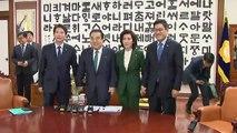 여야, 19일 본회의·비쟁점 법안 처리 합의 / YTN