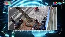 Kẻ cướp mai phục giật dây chuyền nạn nhân ngay trong hẻm