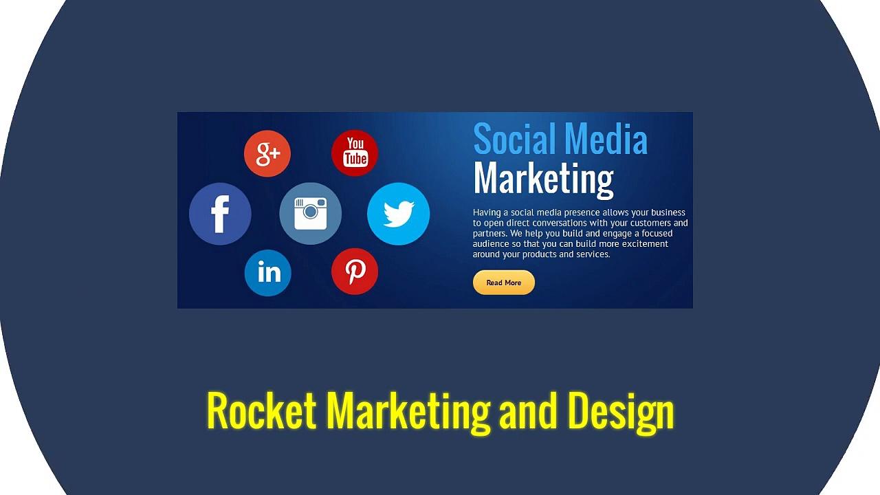 Best Social Media Marketing Miami – Rocket Marketing and Design (786) 309-8333