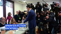 The Spanish election results just made things messier